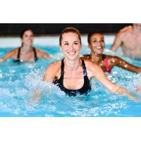1 séance d'aquafitness lundi 20 janvier à 16h