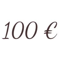 Bon de 100 €