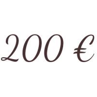 Bon de 200 €