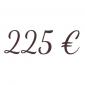Bon de 225 €