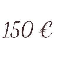 Bon de 150 €