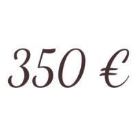 Bon de 350 €