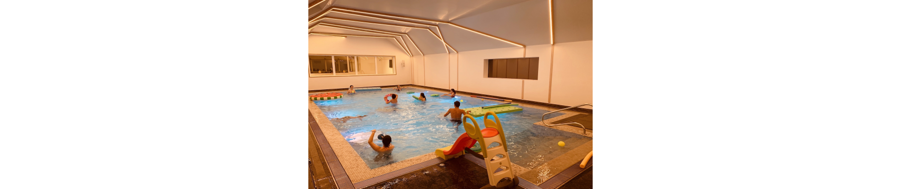 Location privative des piscines