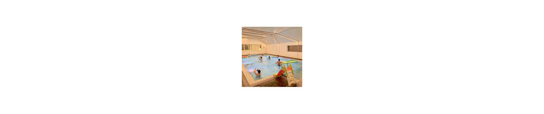 Location des piscines privatives