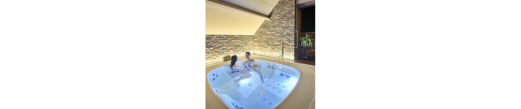 """Suite spa de luxe """"Saphir étoilé"""""""